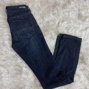 Express Zelda Ultra Skinny Blue Jeans Size 00